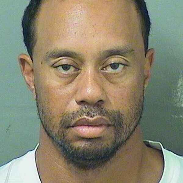 Tiger Woods, Mug Shot, Mugshot